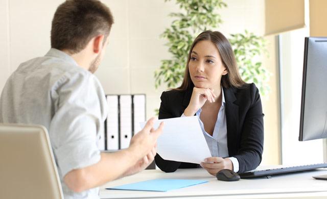 Laganje na intervjuju za delo